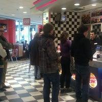 Photo taken at Burger King by Bennie K. on 4/5/2012