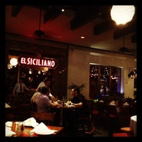 Photo taken at El Siciliano by Jonathan L. on 9/11/2012