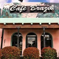 Photo taken at Cafe Brazil by Janice G. on 5/19/2012