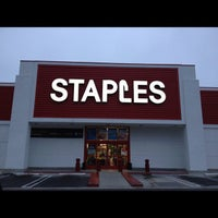 Photo taken at Staples by Francisco E. on 7/25/2012