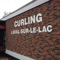 Photo taken at Curling Laval-sur-le-Lac by Vincent C. on 4/26/2012
