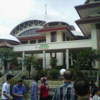 Photo taken at Masjid Atta'awun by Apiet Y. on 8/29/2012