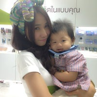 Photo taken at Telewiz @ Muangthai Phatra 2nd fl. by ลักษณ์ธาดา ห. on 5/25/2012