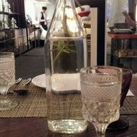 Photo taken at B_Kitchen by Jihyun S. on 7/19/2012