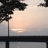 Photo taken at Lower Seletar Reservoir by Garrett on 8/30/2012
