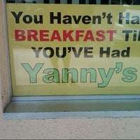 Photo taken at Yanny's by Charles H. on 9/2/2012