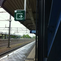 Photo taken at Spoor 5 by Carl v. on 5/10/2012