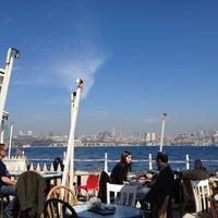 Photo taken at Hancı Cafe by Gabriela C. on 4/13/2012