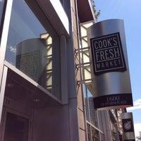 Photo taken at Cook's Fresh Market by Jacob E. on 9/7/2012