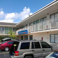 Photo taken at Motel 6 by Chad W. on 9/8/2012