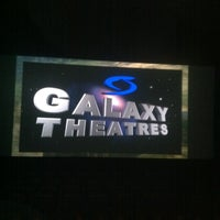 Photo taken at Galaxy Fandango Theatres by Steve K. on 2/19/2012