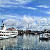 Photo taken at Hy-Line Cruises Ferry Docks by Andrew W. on 6/7/2012