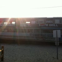 Photo taken at Oves Beach Grill by Mary W. on 6/22/2012