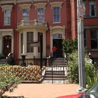 Photo taken at Mary McLeod Bethune House by Sidney M. on 6/8/2012