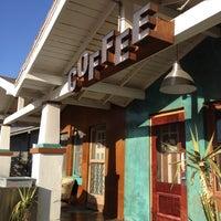 Photo taken at Jobot Coffee by Niki N. on 6/26/2012