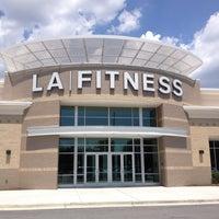 Photo taken at LA Fitness by Vince L. on 6/23/2012
