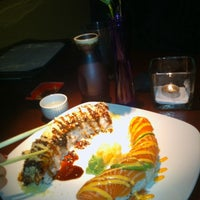 Photo taken at Mikado Ryotei by Melissa C. on 2/17/2012