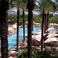 Photo taken at JW Marriott Phoenix Desert Ridge Resort & Spa by Erin M. on 7/27/2012