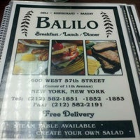 Photo taken at Balilo by Sarah F. on 3/14/2012