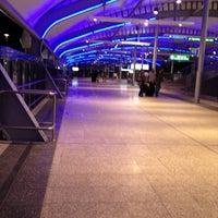 Photo taken at Brisbane Domestic Terminal by Katrina K. on 7/24/2012