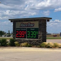 Photo taken at RaceTrac by Kathleen on 7/1/2012