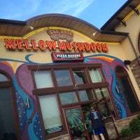 Photo taken at Mellow Mushroom Pizza Bakers by John on 7/2/2012