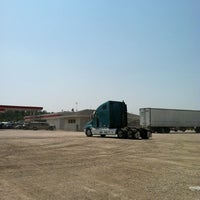 Photo taken at Richfield Truck Stop by James M. on 8/1/2012