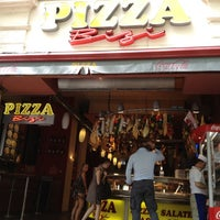 Photo taken at Pizza Bizi by Documentally on 5/11/2012
