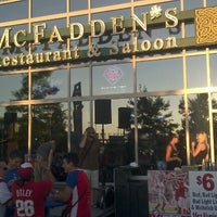 Photo taken at McFadden's by Geoff W. on 8/28/2012