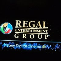 Photo taken at Regal Cinemas Waterford Lakes 20 IMAX by Carlos R. on 6/6/2012