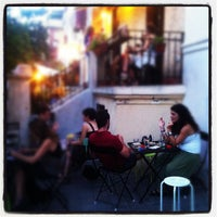 Photo taken at Comò Bistrot by Martino B. on 7/20/2012