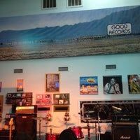 Photo taken at Good Records by Matthew V. on 2/12/2012