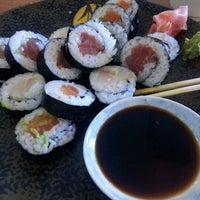 Photo taken at Yabi Sushi by Trisha P. on 8/28/2012