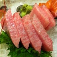Photo taken at Sasano Sushi House by Chong C. on 4/4/2012