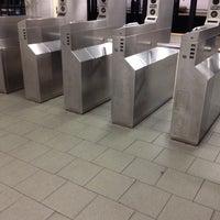 Photo taken at MTA Subway - Prince St (N/R) by justynka on 4/30/2012