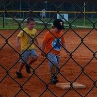 Photo taken at West Walton Park Field 3 by Lori M. on 8/1/2012