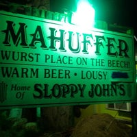 Photo taken at Mahuffers by Scot C @. on 2/27/2012