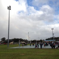 Photo taken at Wyong Netball Courts by Terri D. on 7/20/2012