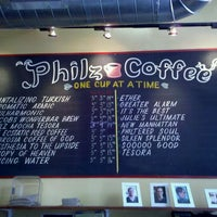 Photo taken at Philz Coffee by Curt G. on 6/5/2012