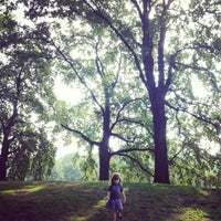 Photo taken at Prospect Park Picnic House by Alex Z. on 9/7/2012