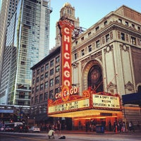 Photo taken at The Chicago Theatre by Jeremy J. on 6/27/2012