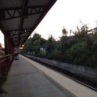 Photo taken at LIRR - Manhasset Station by Jonathan M. on 8/28/2012