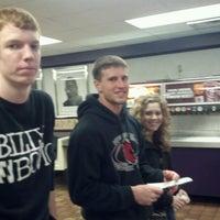 Photo taken at Burger King by Dylan O. on 3/3/2012