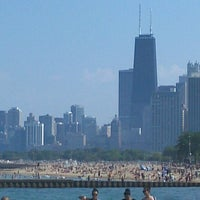 Photo taken at Fullerton Beach by Javier G. on 7/15/2012