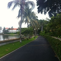 Photo taken at Palm Beach Bike Trail by Keith M. on 8/2/2012