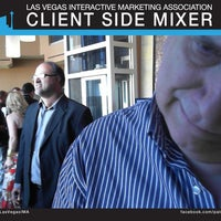 Photo taken at #LVIMA Client Side Mixer @Palms by Warren W. on 6/22/2012