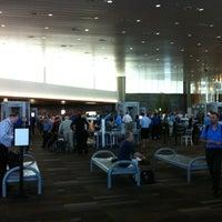Photo taken at TSA Screening by Tim D. on 3/15/2012