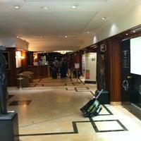 Photo taken at NH Hotel du Grand Sablon by fEtO r. on 9/2/2012