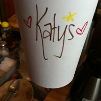 Photo taken at Katy's Corner Cafe by Melissa J. on 7/2/2012