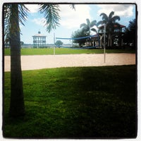 Photo taken at River Front Park by Cary M. on 7/13/2012